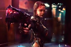 warrior-girl-cyberpunk-futuristic-artwork