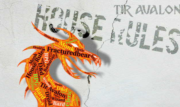 TA: House Rules for Tir Avalon [Updated (again)]