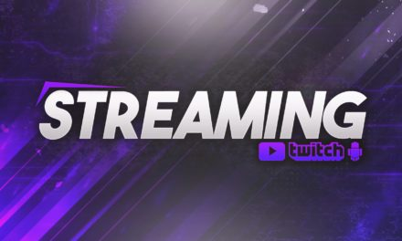 TWITCH: Details Page