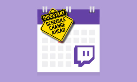 TWITCH: Session Information for 2020